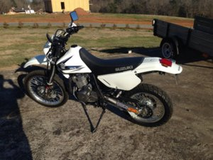 2011 DR650 for sale | NC4x4